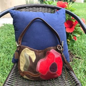 Coach Poppy For Peace Bag